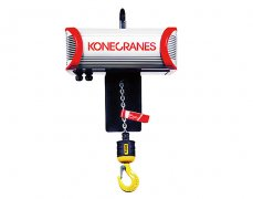 科尼电动葫芦工作时不允许反转急刹车
