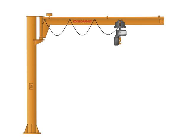 柱式悬臂吊