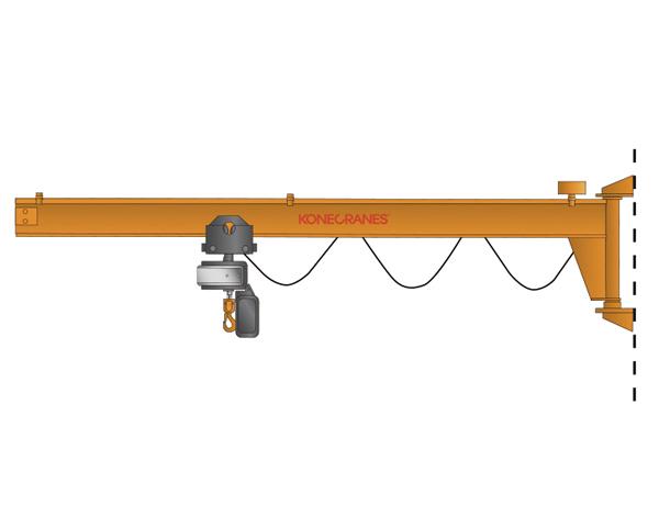 壁式悬臂吊
