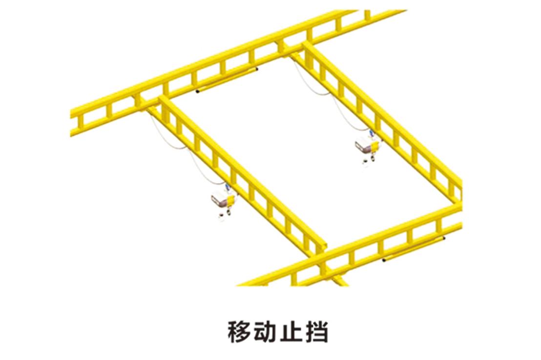 钢性轻载起重系统