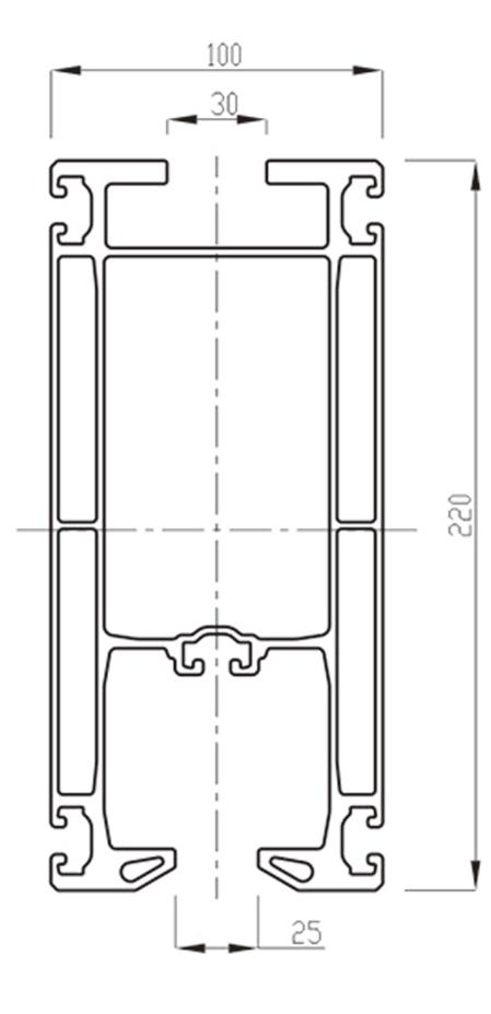 kbk铝合金轨道XL