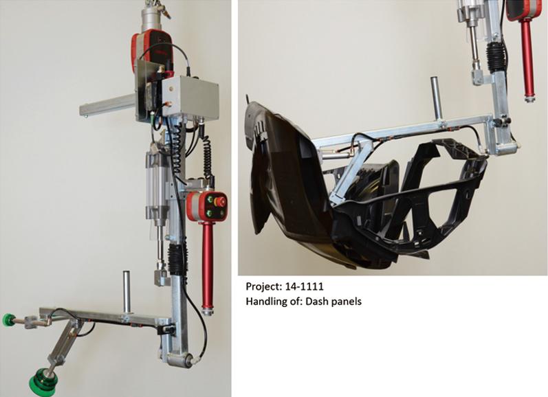 内置气阀的称重传感器盒#012894