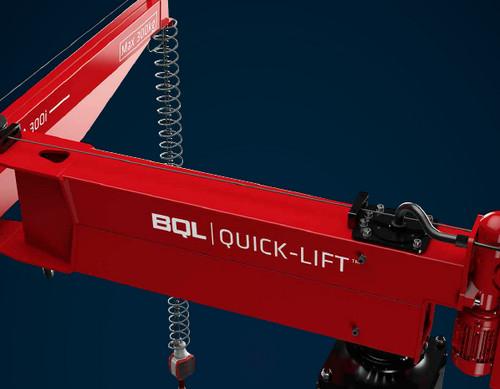 智能提升机和平衡吊的应用